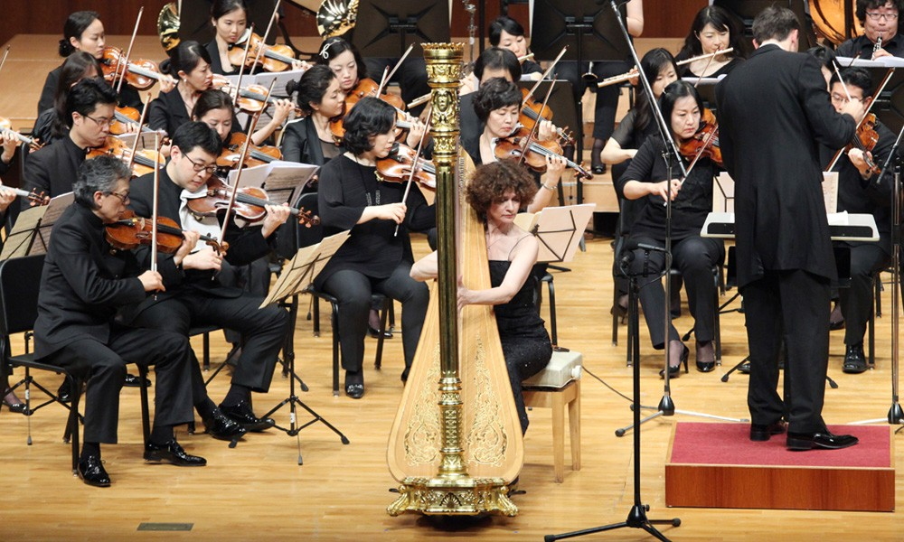 Seoul-2011-concert-harpe