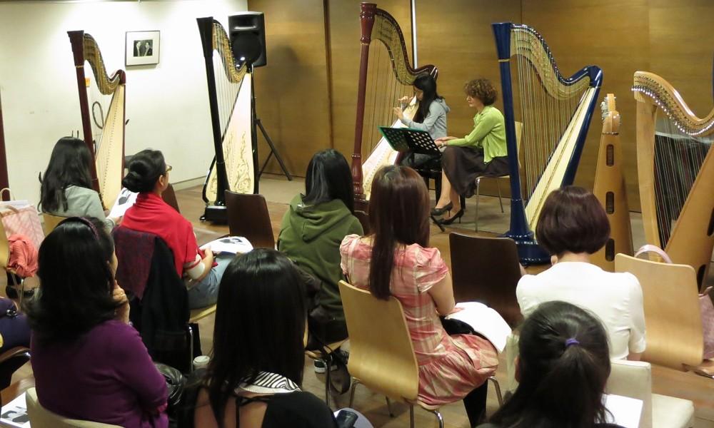 Taiwan-2012-masterclass-harp